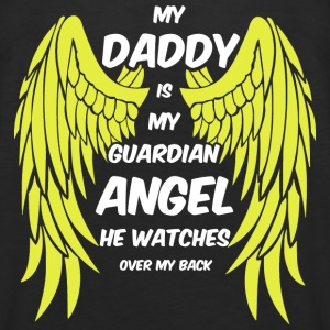 My Daddy Is My Guardian Angel - Men's Premium Tank