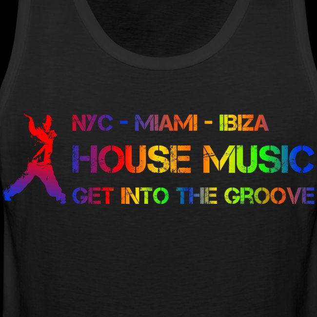 House Music - Get Into The Groove