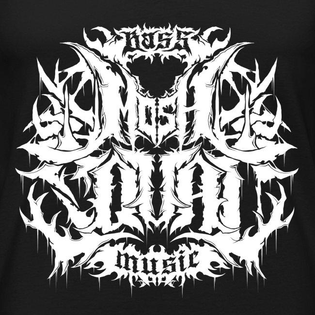 Mosh Squad Logo Merch