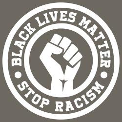 Black Lives Matter - Stop Racism