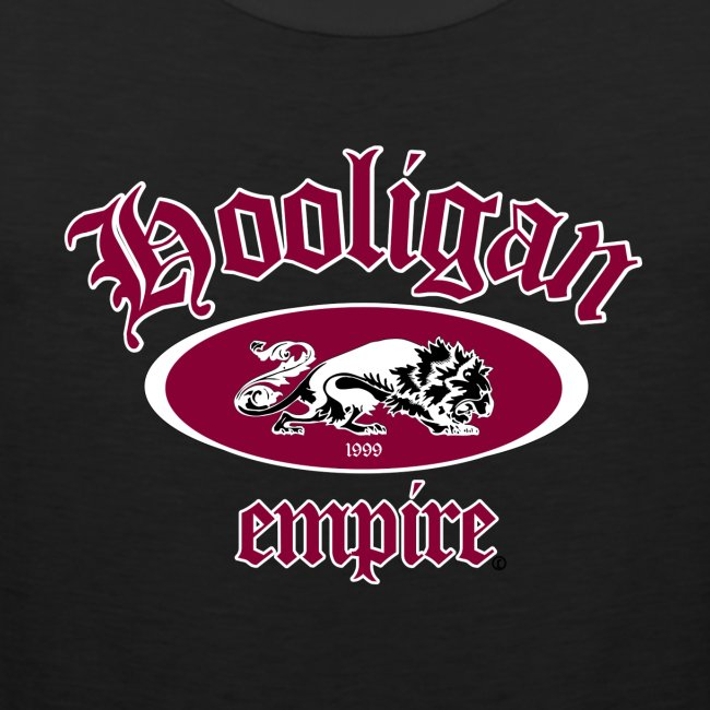 Hooligan Lion Burgundy