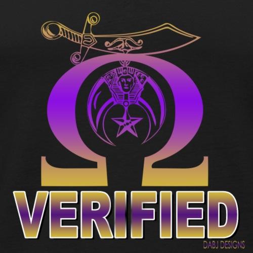NQ Verified - Men's Premium Tank