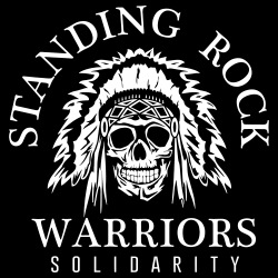 Standing rock warriors solidarity