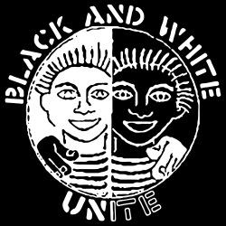 Black and white unite
