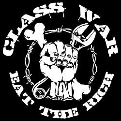 Class war. Eat the rich