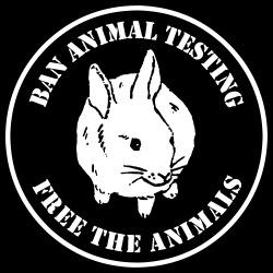 Ban animal testing free the animals