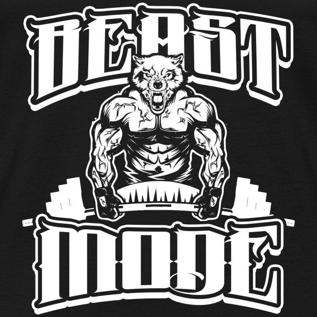 Beast-Mode Gym Sports | Men's Premium Tank