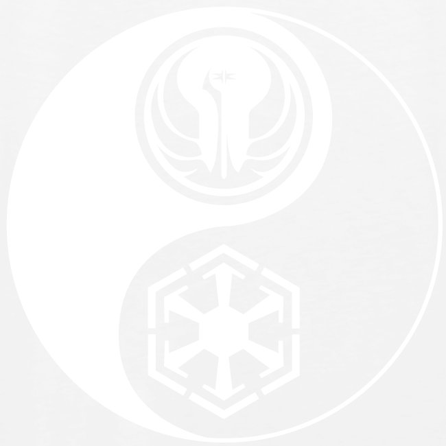 Star Wars SWTOR Yin Yang 1-Color Light