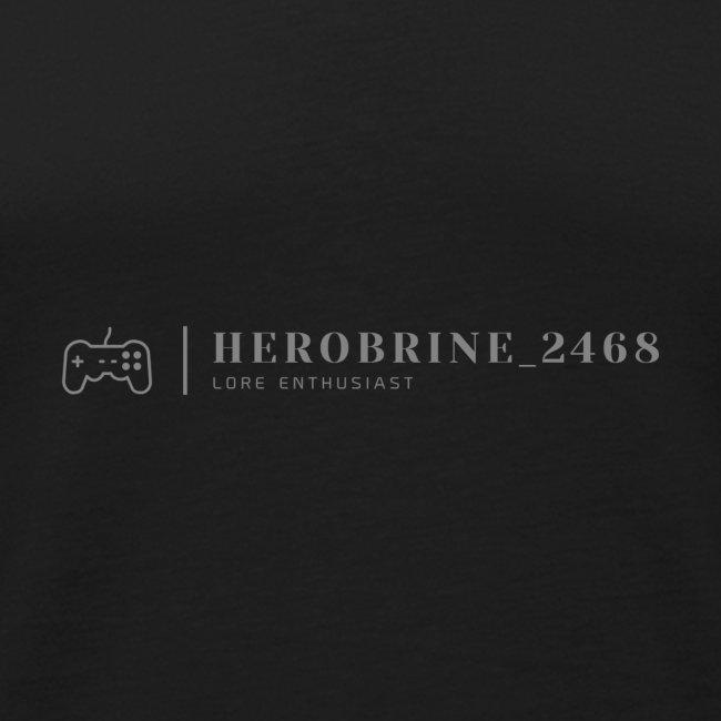 Instagrammer HeroBrine__2468's Logo