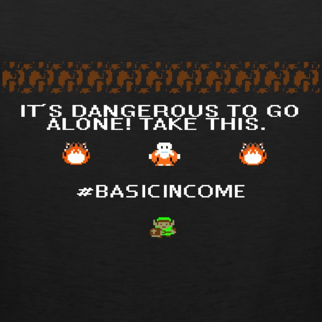 Legend of #Basicincome