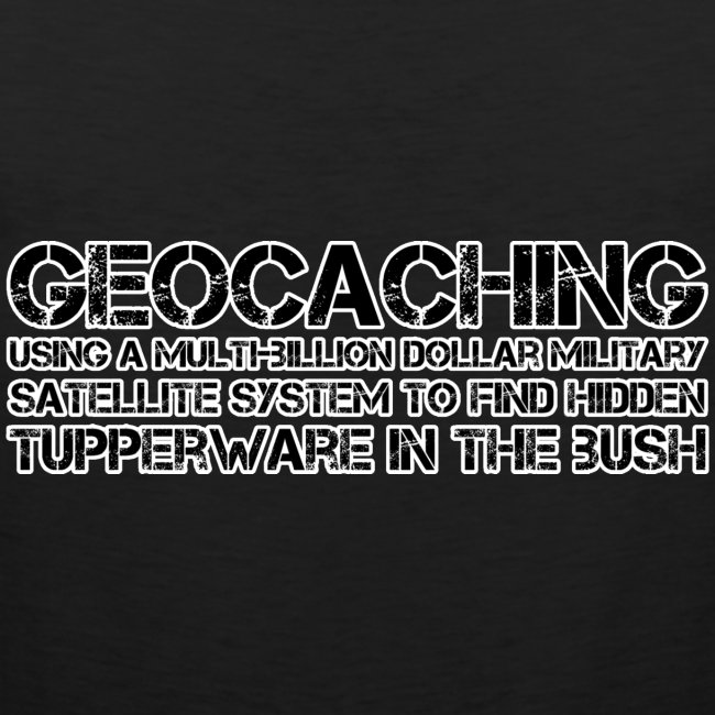 Geocaching Military Satellite System