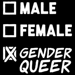 Male? Female? Gender Queer!