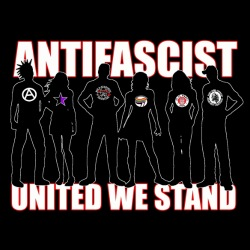 Antifascist united we stand