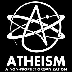 Atheism: a non-prophet organisation
