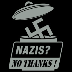 Nazis? no thanks!
