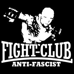 Fight-club anti-fascist