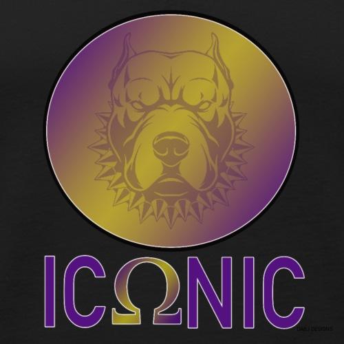 ICQNIC - Men's Premium Tank