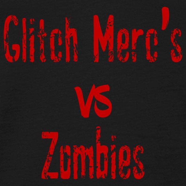 glitch zombie red