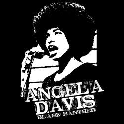 Angela Davis black panther