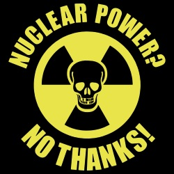 Nuclear power? no thanks!