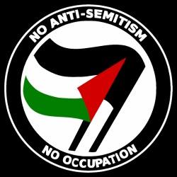 No anti-semitism no occupation