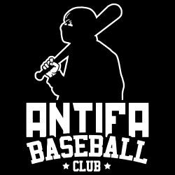 Antifa baseball club