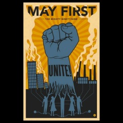 May first unite! the mighty nintey nine