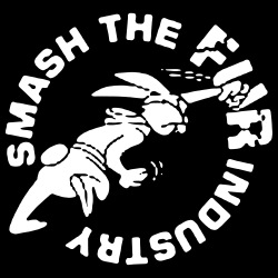 Smash the fur industry