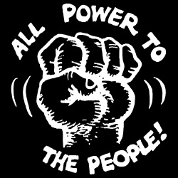 All power to the people!