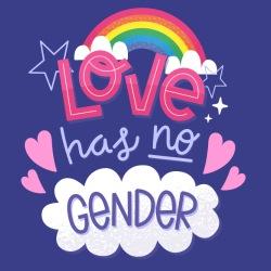 Love has no gender