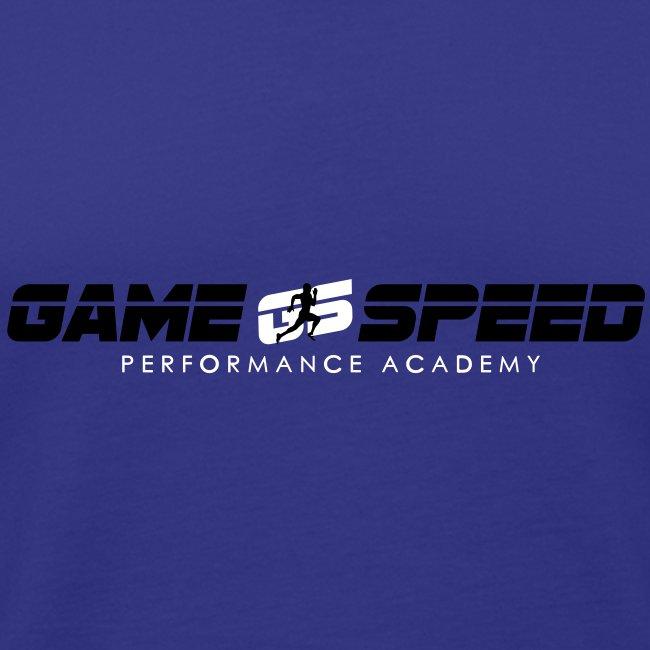 gamespeed logo 6inch gs
