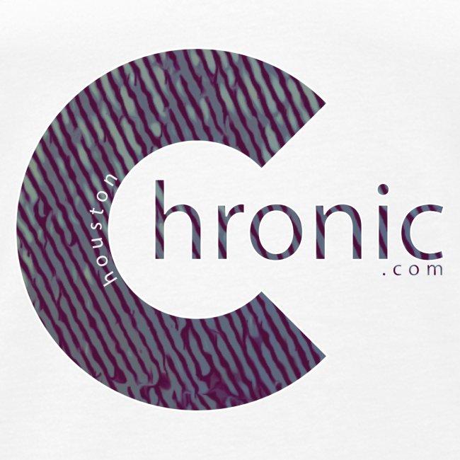 Houston Chronic - Legacy ( White Outline )