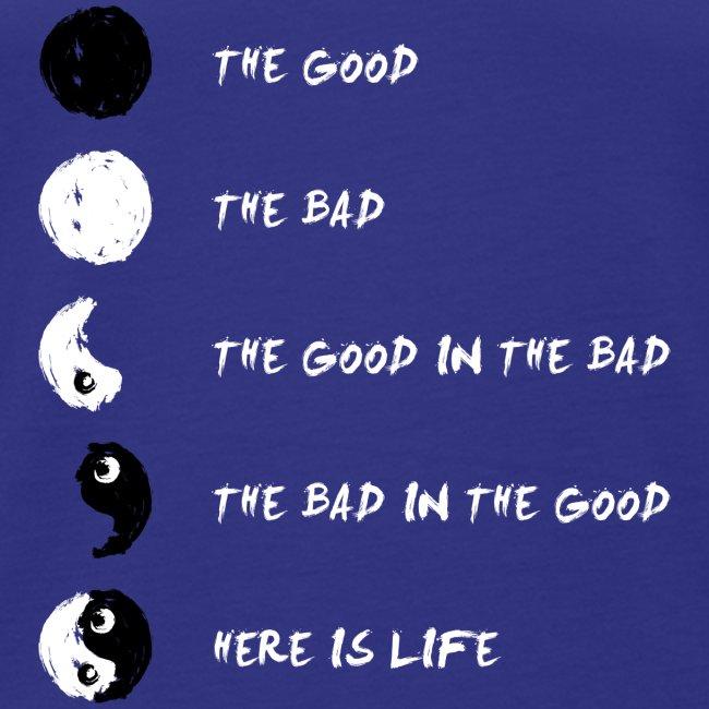 Ying Yang Life Balance