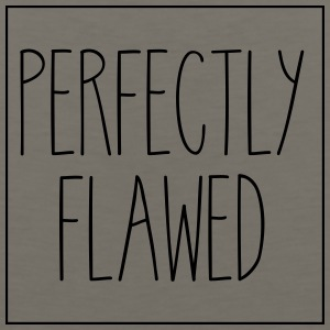 Perfectly Flawed - Men's Premium Tank