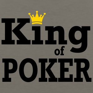 King of Poker - Men's Premium Tank