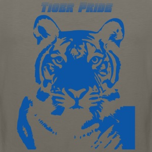 Blue_Tiger - Plus Size - Men's Premium Tank