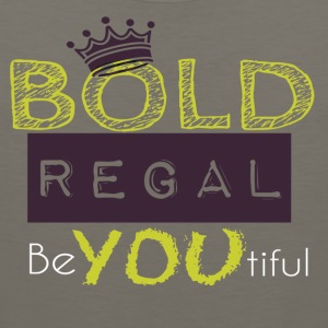 Be Bold Be Regal - Men's Premium Tank