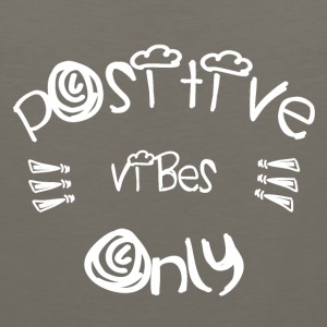 Be Positive - Men's Premium Tank