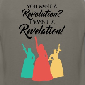 You want a Revolution? - Men's Premium Tank