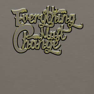 EVERYTHING MUST CHANGE 03 2 - Men's Premium Tank