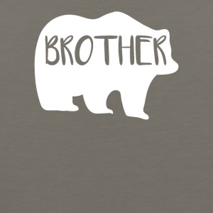 brother bear shirt - Men's Premium Tank