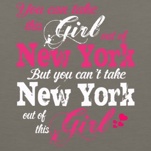 This Girl Love New York - Men's Premium Tank