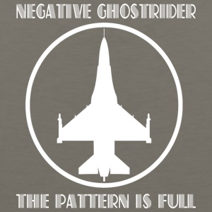 Negative ghostrider the pattern is full - Men's Premium Tank