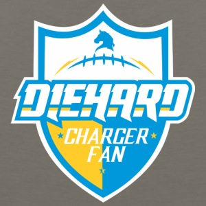 DIEHARD CHARGER FAN - Men's Premium Tank