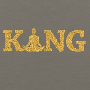 Yoga King - Men's Premium Tank