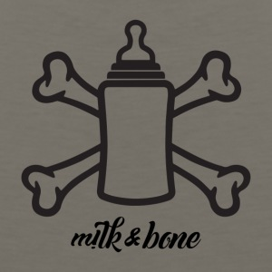 Milk And Bone - Men's Premium Tank