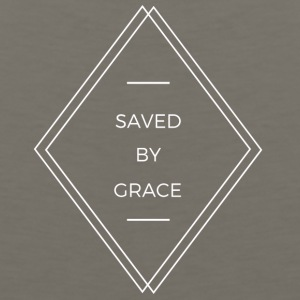 Saved by Grace - Men's Premium Tank