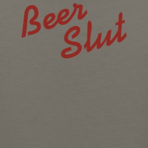 Beer Slut - Men's Premium Tank