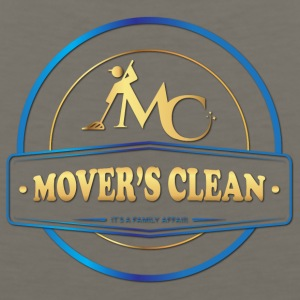 Movers Clean gold and blue - Men's Premium Tank