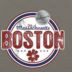 BOSTON MASS T-SHIRT - Men's Premium Tank